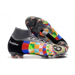 Dani Alves Nike Mercurial Superfly Cleat