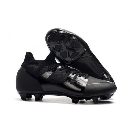 Nike Mercurial Superfly Greenspeed 360 FG Soccer Boots - Black