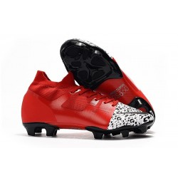 Nike Mercurial Superfly Greenspeed 360 FG Boots - Red Black White