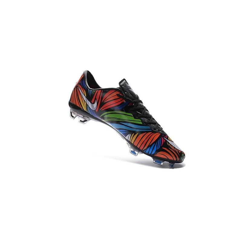 Cristiano Ronaldo Nike Mercurial Vapor 10 FG ACC Colorful