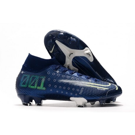 Nike Dream Speed Mercurial Superfly 7 Elite FG New Cleat Void White Volt