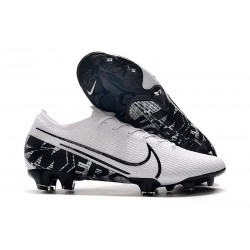 New Nike Mercurial Vapor XIII Elite ACC FG White Black