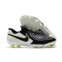 New Nike Tiempo Legend VIII FG Soccer Cleats Black White