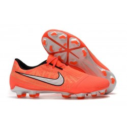 Nike Phantom Venom Elite FG New Boots Bright Mango White