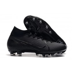 Nike Mercurial Superfly 7 Elite AG-PRO Black