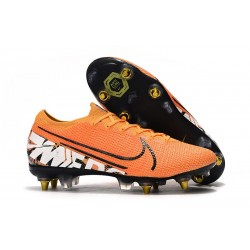 Nike Mercurial Vapor XIII Elite SG Pro AC - Orange Black White