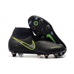 Nike Phantom Vision Elite DF SG-Pro AC Black Volt
