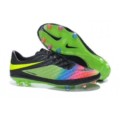 separation shoes 26716 f8169 Neymar Colorful Football Boots Nike Hypervenom Phantom FG
