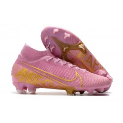 Nike Mercurial Superfly VII Elite FG Pink Gold