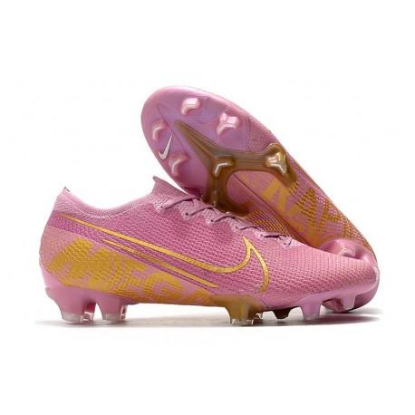 New Nike Mercurial Vapor XIII Elite ACC FG Pink Gold