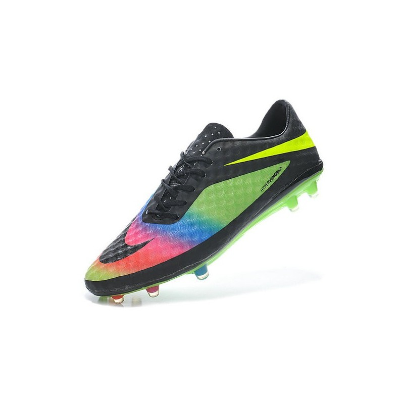 Neymar Colorful Football Boots Nike Hypervenom Phantom Fg