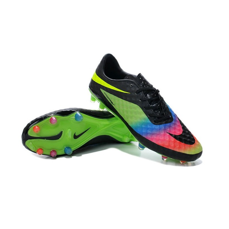 0970dbd2621 Neymar Colorful Football Boots Nike Hypervenom Phantom FG