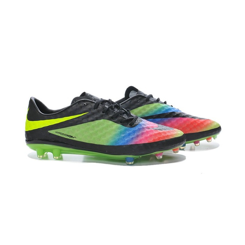 14e8015fdab Neymar Colorful Football Boots Nike Hypervenom Phantom FG