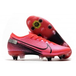 Nike Mercurial Vapor XIII Elite SG Pro AC Future Lab -Laser Crimson Black