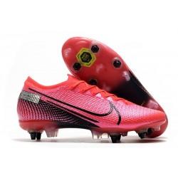 Nike Mercurial Vapor XIII Elite SG Pro AC Future Lab -Laser Crimson Black