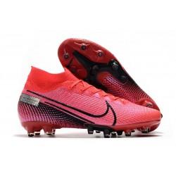 Nike Mercurial Superfly 7 Elite AG-PRO Laser Crimson Black