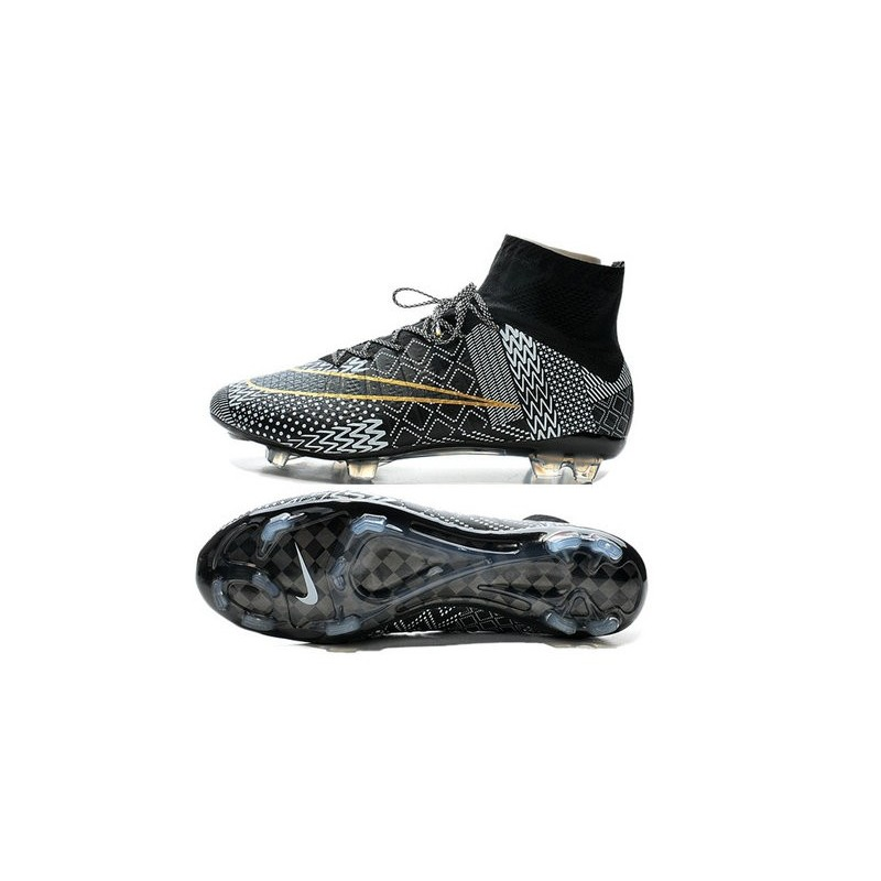 dced3fe426b ... uk nike mercurial superfly iv fg bhm mens football shoes black golden  maximize. previous.
