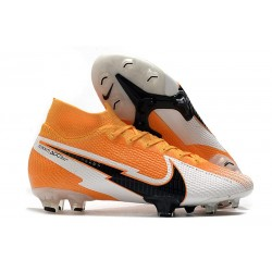 Nike Top Mercurial Superfly 7 Elite FG Daybreak - Laser Orange Black White