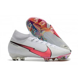 Nike Top Mercurial Superfly 7 Elite FG White Flash Crimson Blue