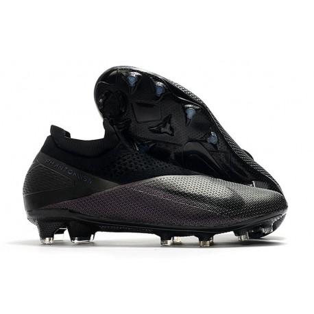 Soccer Boots Nike Phantom Vision 2 Elite DF FG Kinetic Black