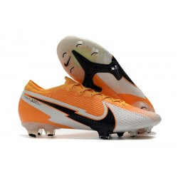 Nike Mercurial Vapor XIII Elite New FG Daybreak - Orange Black White