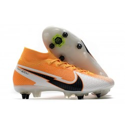 Nike Mercurial Superfly 7 Elite SG Daybreak - Laser Orange Black White