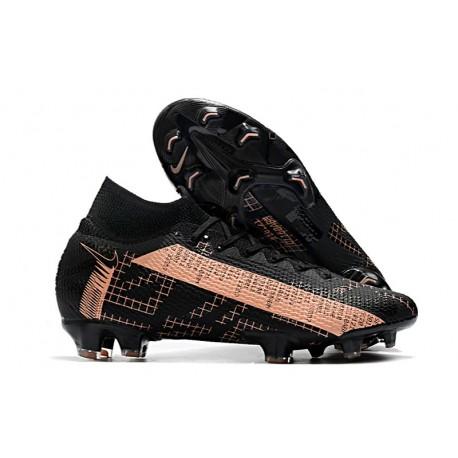 Nike Mercurial Superfly VII Elite FG ACC Black Pink