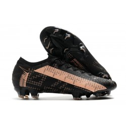 Nike Mercurial Vapor XIII Elite New Firm Ground Black Pink