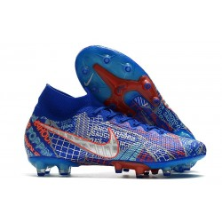 Nike Mercurial Superfly 7 Elite AG SE11 Sancho Blue