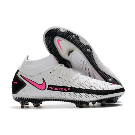 Nike Phantom Generative Texture DF FG White Pink Black