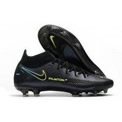 Nike Phantom Generative Texture DF FG Black Volt