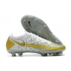 News 2021 Nike Phantom GT Elite FG White Gold