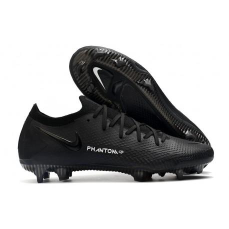 Nike Phantom GT Elite FG Soccer Boots Black