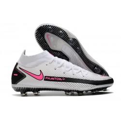 New Nike Phantom GT Elite DF AG-PRO White Pink Black